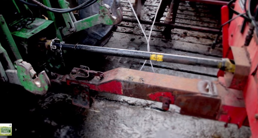 Tractor Supply Pto Shaft Extension : Pto shaft accident be carefull