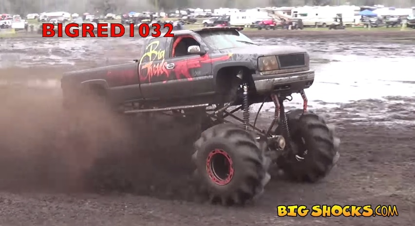 "Trucks Gone Wild Michigan >> 2600 horsepower ""BIG GUNS"" goes beast mode at Iron Horse for Trucks Gone Wild"