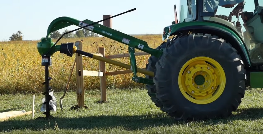 how to build a field fence