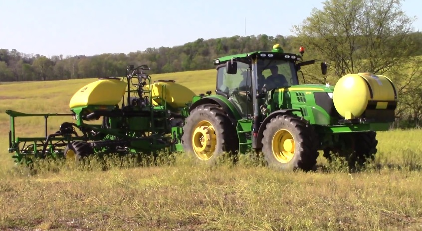 new 2016 john deere db20 corn planter bigtractorpower. Black Bedroom Furniture Sets. Home Design Ideas
