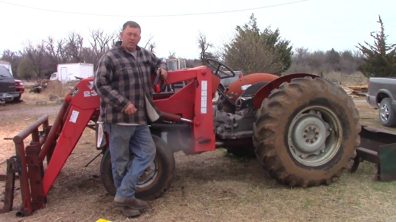 How To Change Motor Oil In A Tractor