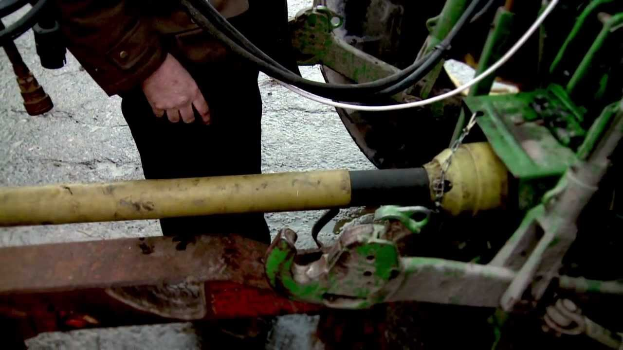 Farm Tractor Pto Accidents : Pto shaft accident