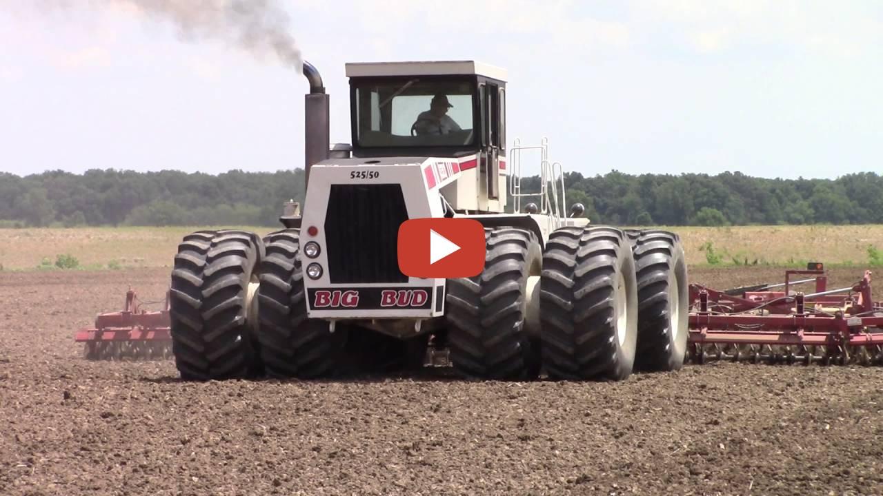 Big Bud Tractor : Hp big bud wd tractor bigtractorpower