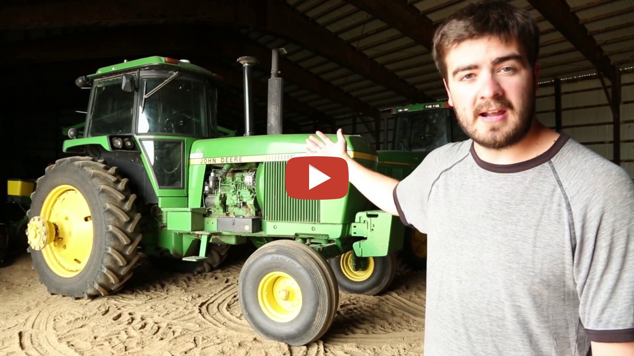 Kuster Farms - Ag Leader - Tech My Farm Giveaway -- How ...