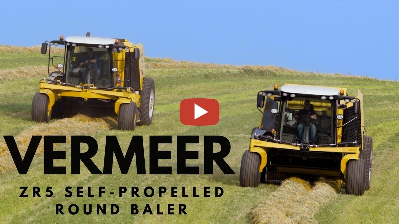 Talking with Vermeer About the ZR5 Self-Propelled Round