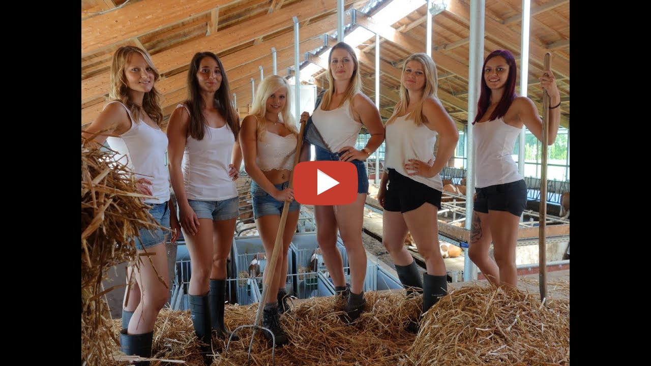 Making Of Young Farmers Calendar