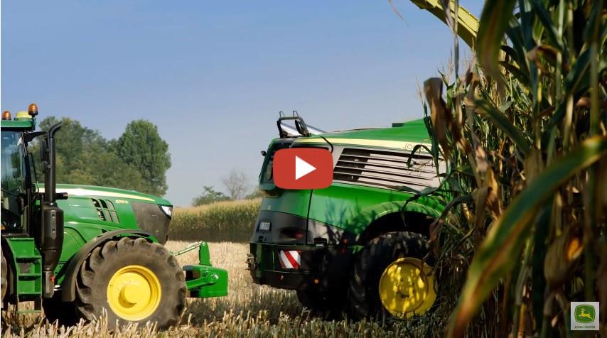 John Deere - Pure Performance 9000 Series -Teaser video ...