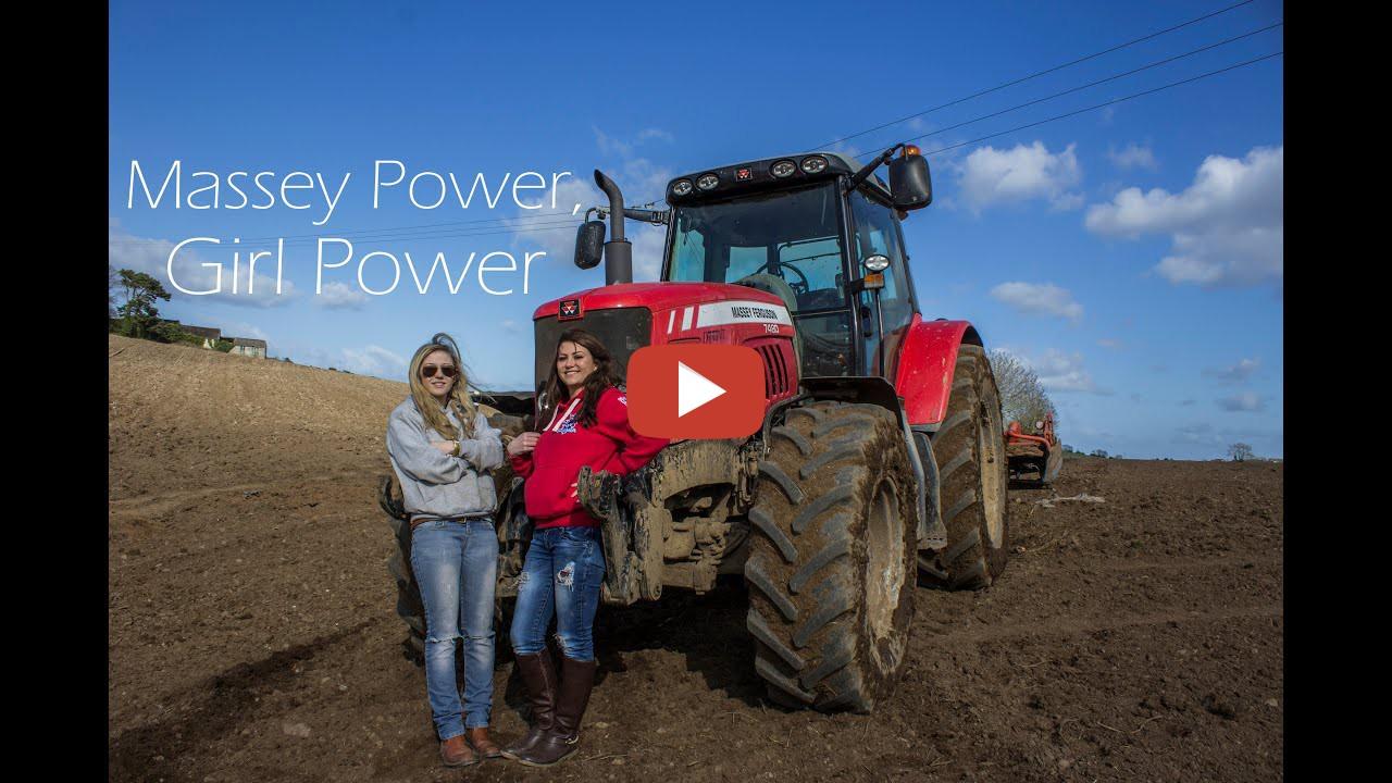 Massey Ferguson Power Girl Power