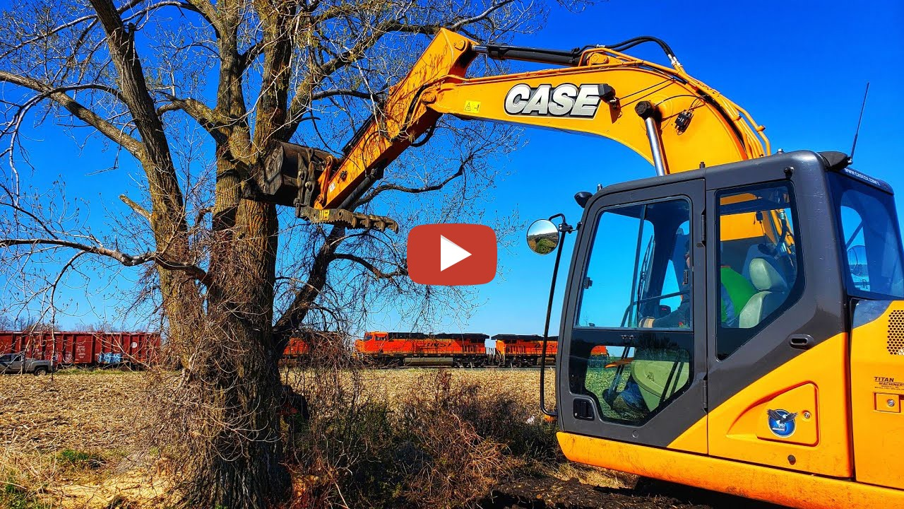 650236934c0 MN Millennial Farmer -- Excavators and Chainsaws make for the ...