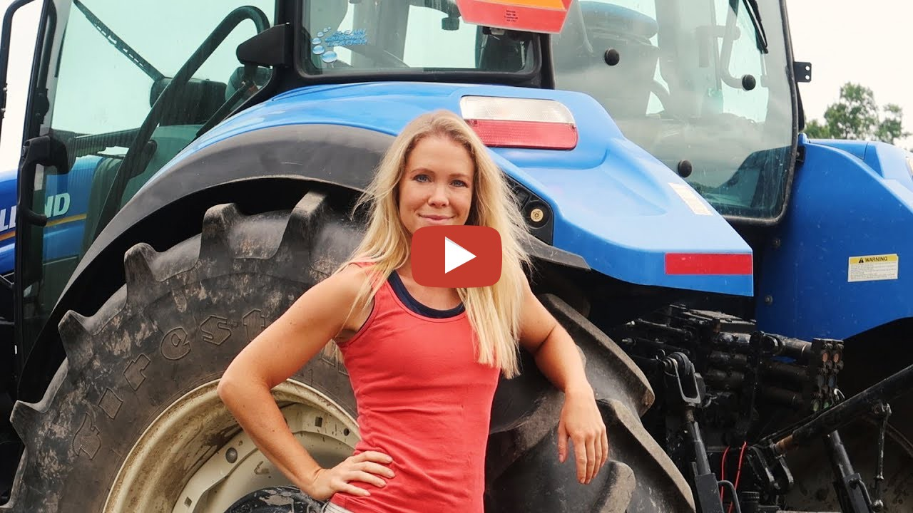 Wt Farm Girl Videos I Almost Lost It Mowing The New